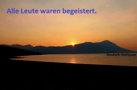 06.08 2 - Deutsch Lernen mit Sätze
