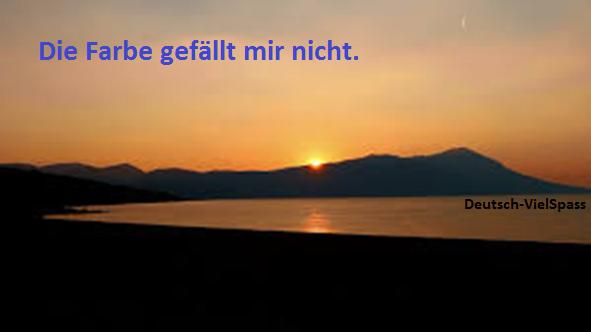 564 - Deutsch Lernen mit Sätze