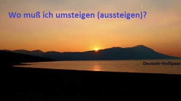 6899 - Deutsch Lernen mit Sätze