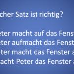 čihgou 150x150 - Das Präteritum - Beispiele