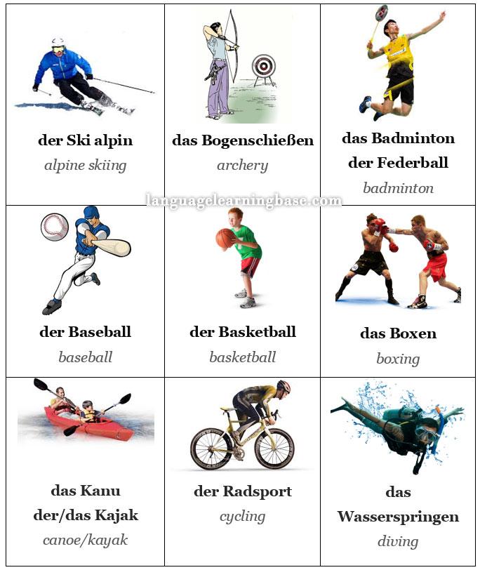 18 - Der Sport