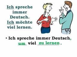 2q4hgq35h - Ich spreche immer Deutsch ...
