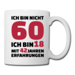 60 Geburtstag Flaschen Tassen 150x150 - Indirektne Frage