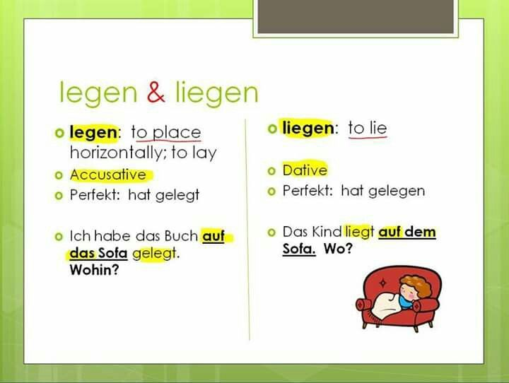 qefqefewfwfwfwerf - legen / liegen