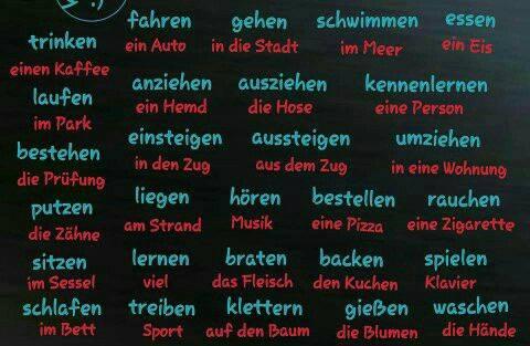 sedrztfuzihouijp - Verben und Substantive