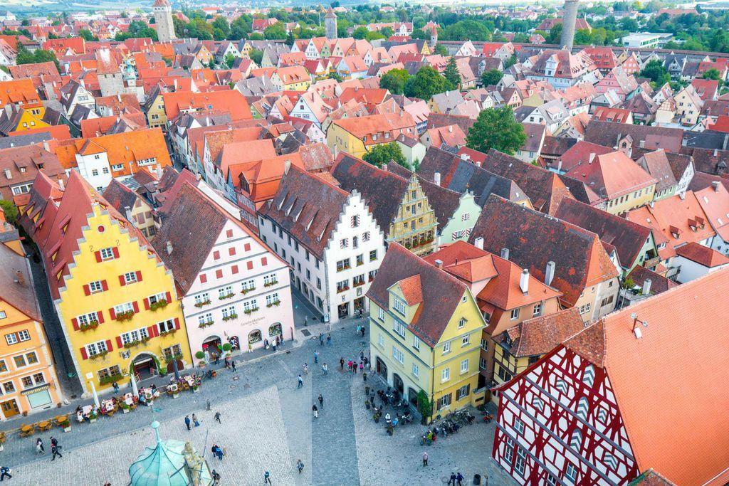sdbwebhw - Najljepša mjesta Njemačke