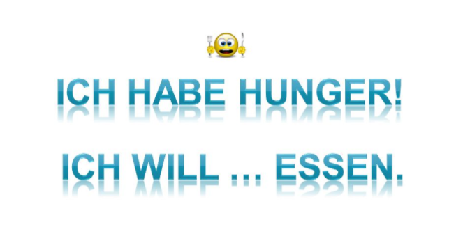 edbrwreb - Ich habe Hunger!