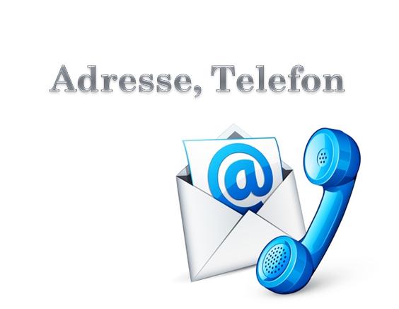 juihzgutf - Adresse, Telefon