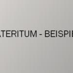 FERG 150x150 - Das Präteritum - Beispiele
