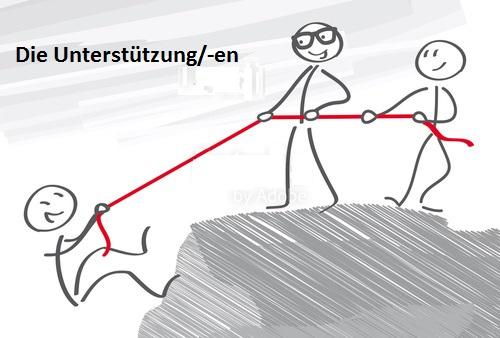 ferg - Unterstützung