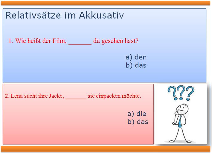 rztfuzgiđ - Relativsätze im Akkusativ
