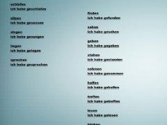 """pozadina plava 240x180 - Perfekt mit """"haben"""""""