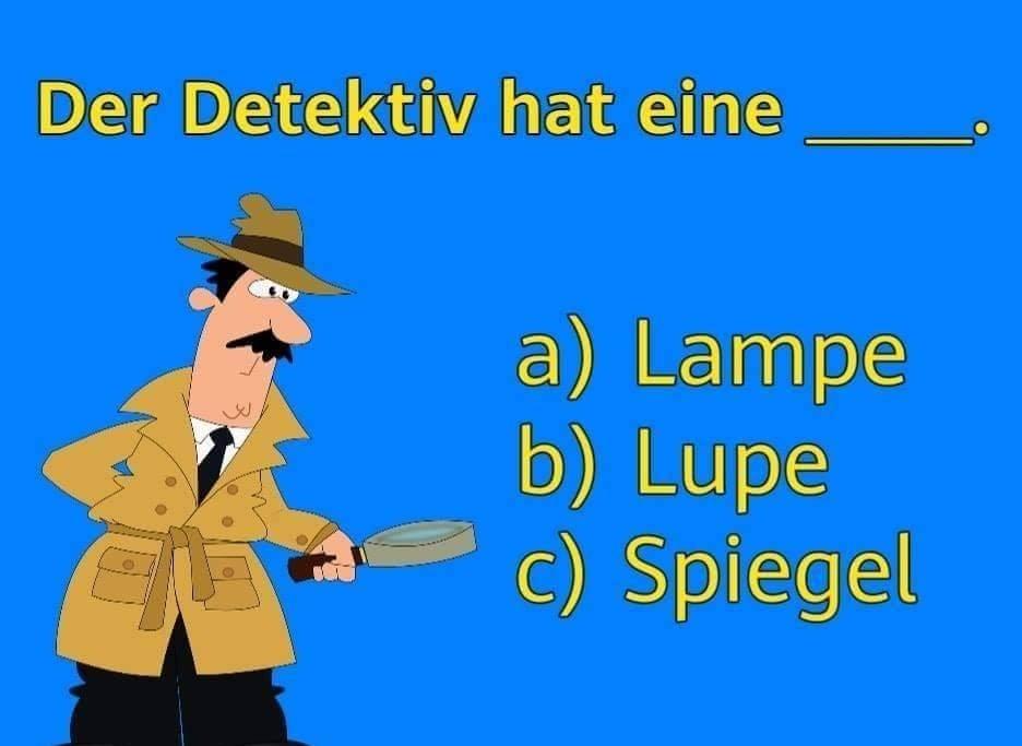 drftuzigh - Der Detektiv...