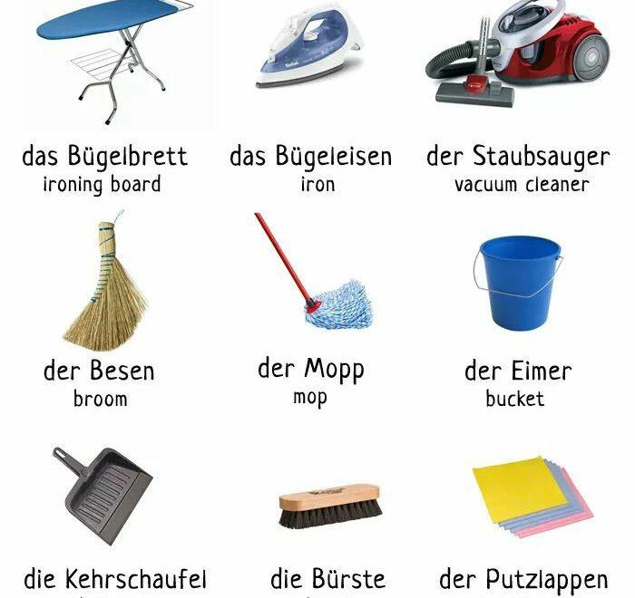 oihouigzuf - Reinigen und Bügeln