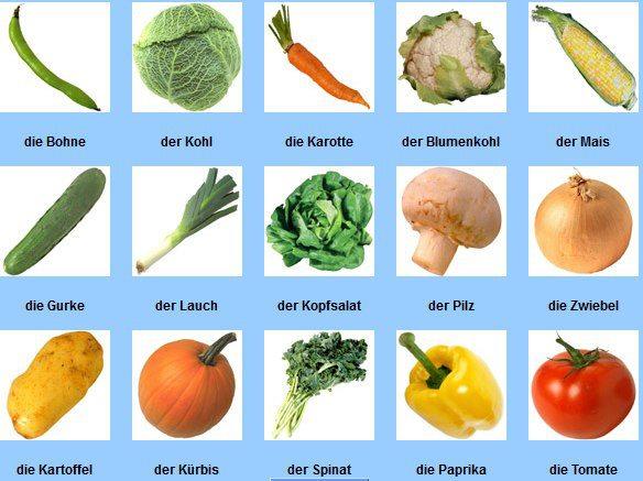 fwef43 - Gemüse