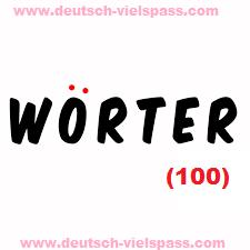 hiug 11 - WÖRTER (100)