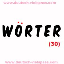 hiug 3 - WÖRTER (30)