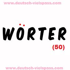 hiug 5 - WÖRTER (50)