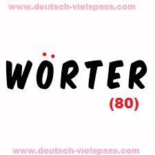hiug 9 - WÖRTER (80)