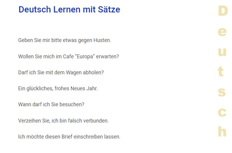 kjhjgthfg - Deutsch Lernen mit Sätze