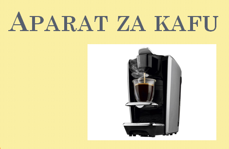 kzutdrfhž - Aparat za kafu