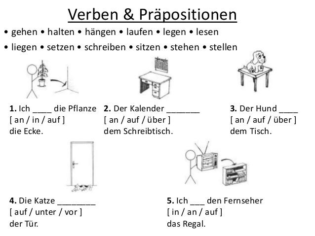 izugo - Verben & Präpositionen