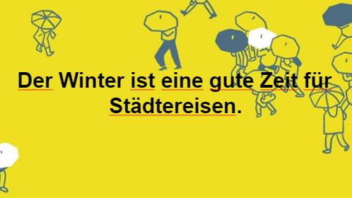 jhutf - Der Winter ist ...