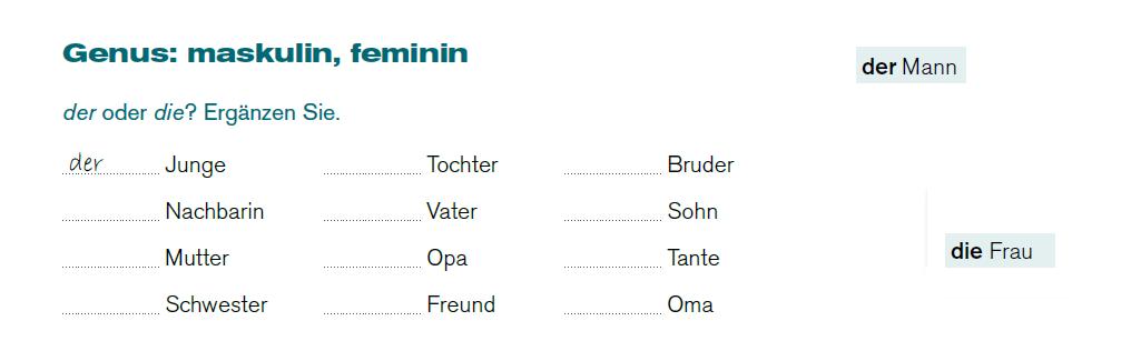 kuizt - Genus: maskulin, feminin