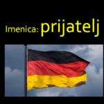 prijatelj 150x150 - Sag es auf Deutsch