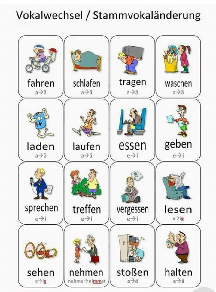 ojihu - Vokalwechsel