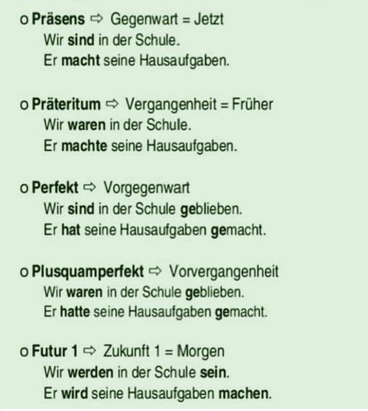 f34gf - Präsens, ...