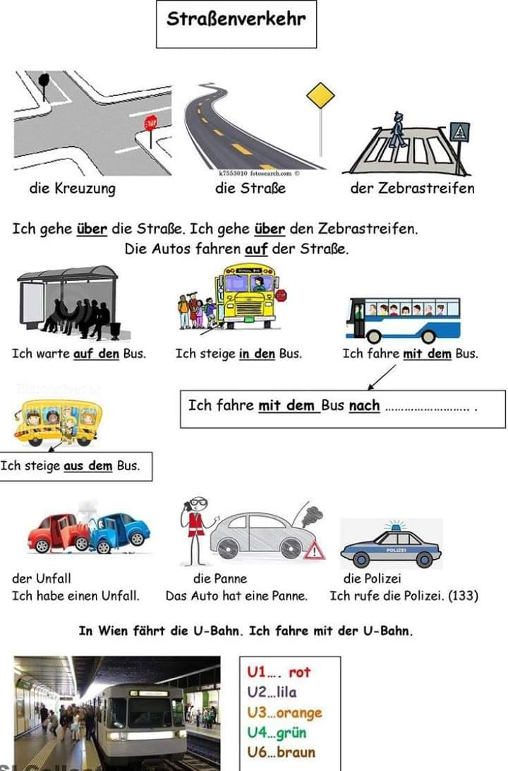 dafw - Straßenverkehr