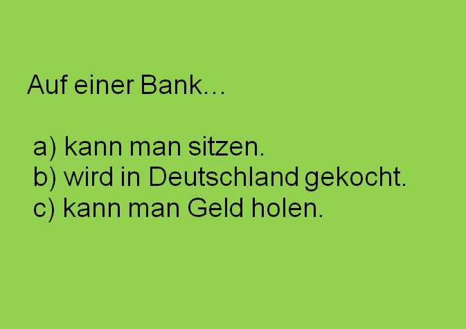 sdfdvgrgb - Auf einer Bank…