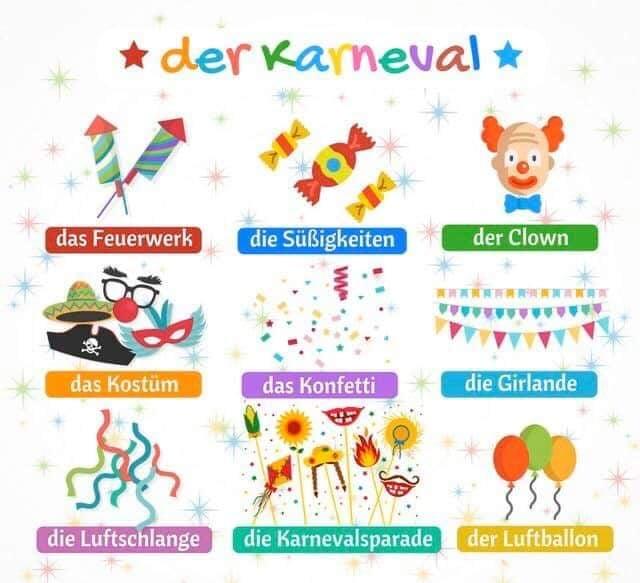 dwefr - der Karneval