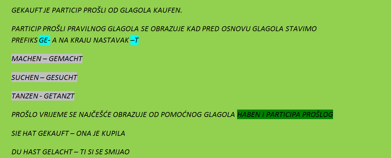 čojhilgu - PARTICIP PROŠLI