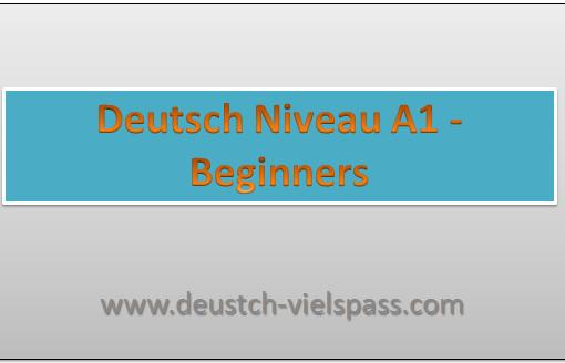 DFDGSD 510x328 - Deutsch Niveau A1 - Beginners