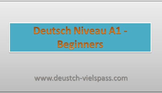 DFDGSD 570x328 - Deutsch Niveau A1 - Beginners