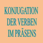 HHHHHH 150x150 - Konjugation der Verben im Präsens