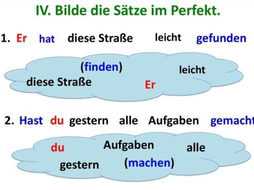 12212 510x382 - Bilde die Sätze im Perfekt