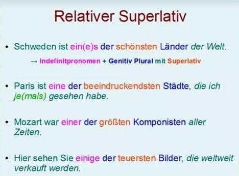 1664 - Relativer Superlativ